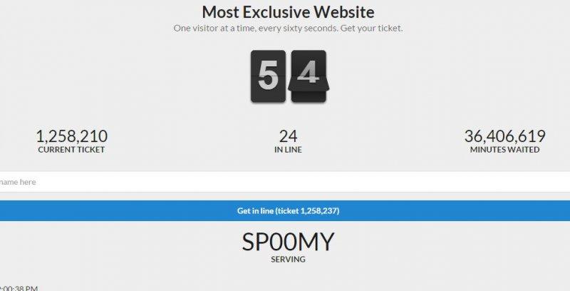 exclusive website
