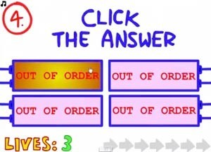 The Impossible Quiz Answers – 110 Complete Answers Of The Quiz