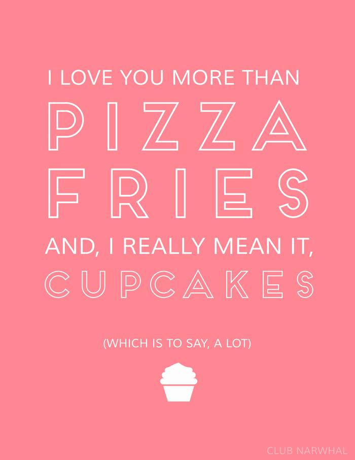i love you more than sayings