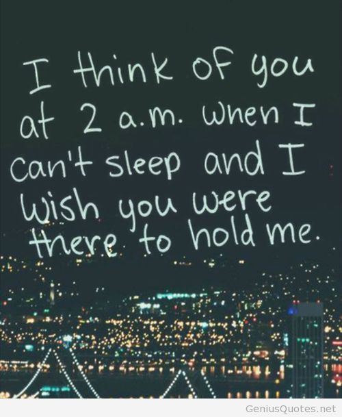 30 I Cant Sleep Quotes That Express Your Feelings
