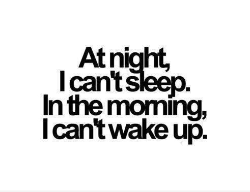funny cant sleep quotes
