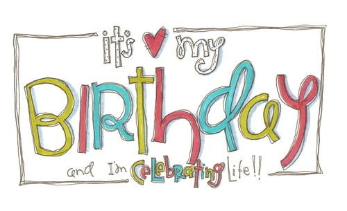 happy birthday to me quotes and images