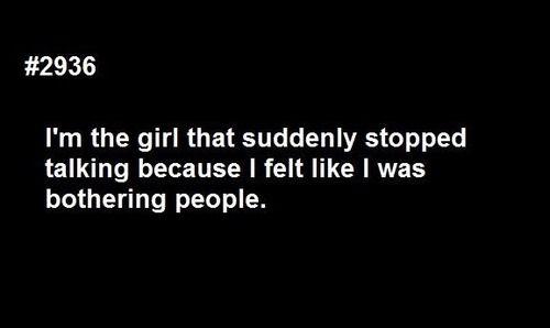 i hate myself as a girl