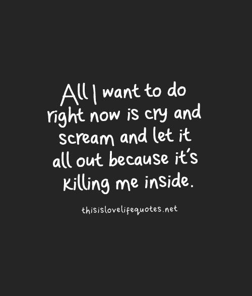 Self Hate Quotes Inspiration 30 I Hate Myself Quotes That Express Your Inner Feelings