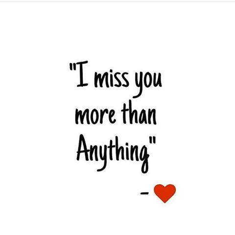 80 I Miss You More Than Quotes – Funny, Romantic & Cute