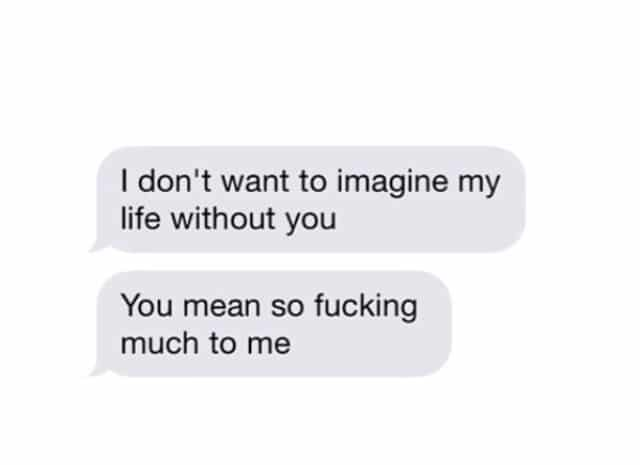 60 Cute Funny Romantic Bae Quotes For Him And Her Fascinating I Need You In My Life Quotes