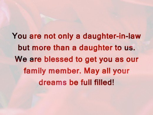 Daughter In Law Quotes 25 Beautiful Heart Touching Daughter in Law Quotes That'll Melt Her Daughter In Law Quotes