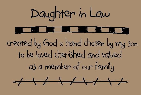 quotes about daughter in law