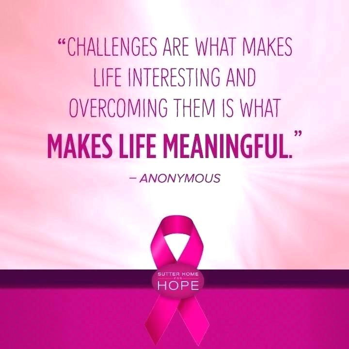 breast cancer awareness month october quotes
