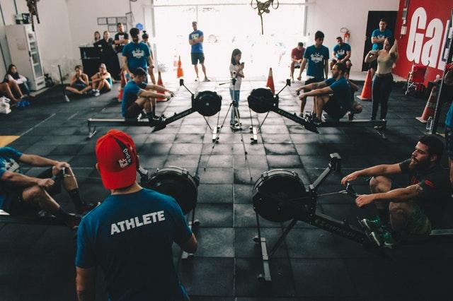 fitness team names