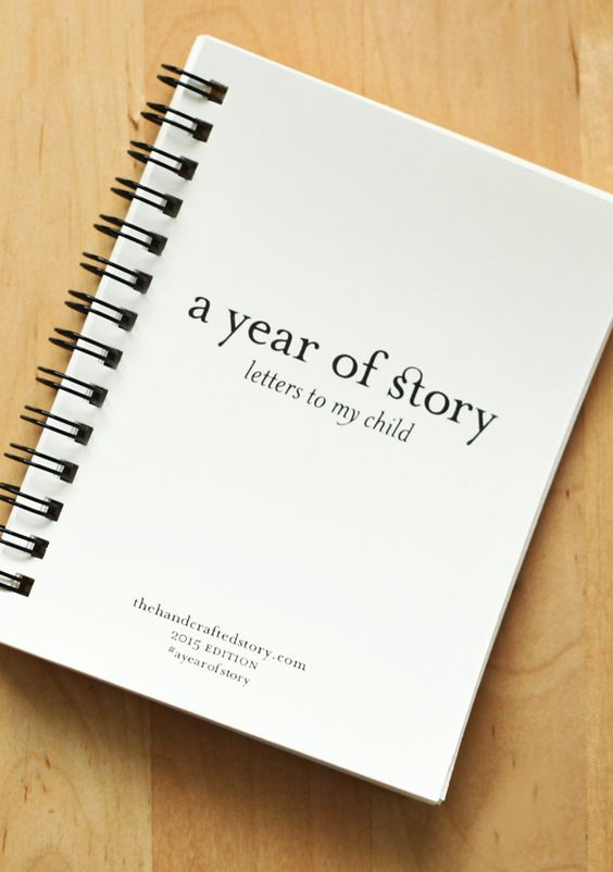 12. A Memory Journal